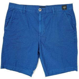 RVCA Mens Shorts Size 36 The Weekend Chino Classic